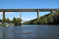Autobahnbrücke Limburg