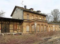 Bahnhof Gladenbach