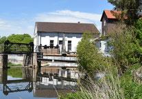 Flusskraftwerk Rimbach