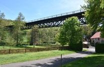 Eisenbahnviadukt Homberg (Ohm)