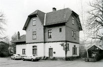 Südbahnhof Lauterbach