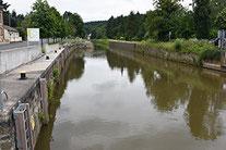 Lahnschleuse Limburg