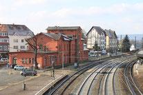 Bahnhof Kirchhain
