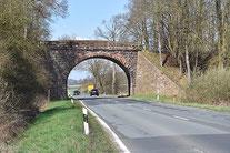 Viadukt der Wohratalbahn
