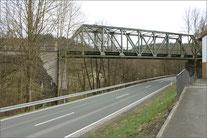 Eisenbahnbrücke Lixfeld