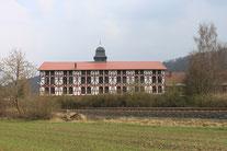 Magazingebäude der Carlshütte
