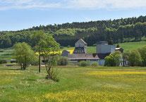 Hehrmühle bei Bernshausen