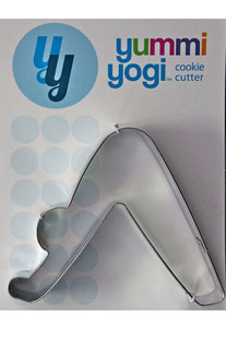 "YUMMI YOGI - AUSSTECHFORM ""DOWNWARD FACING DOG POSE"