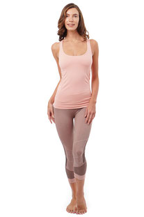 NUX – TANK TOP « NEWLY CHARMED TANK » BLUSH