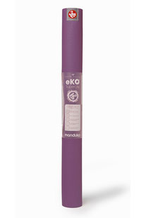"MANDUKA - YOGAMATTE ""ACAI ECO SUPER LITE TRAVEL MAT 1.5mm"""