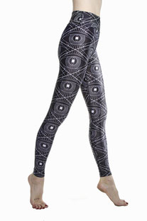"I AM VIBES – LEGGINGS ""THIRD EYE"""