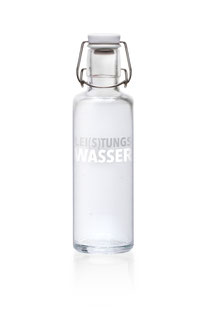 "SOULBOTTLE – TRINKFLASHE 0,6L ""LEI(S)TUNGSWASSER"""