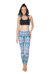 "DHARMABUMS - LEGGING ""DREAMTIME"" HIGH WAIST, FULL LENGTH"