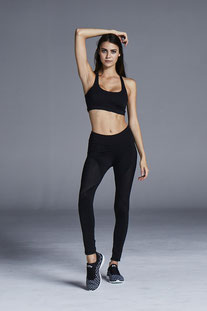 "VARLEY – LEGGINGS ""POWER BICKNELL TIGHT"" BLACK"