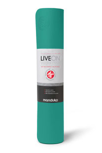 "MANDUKA - YOGAMATTE ""RATIONAL 2-TONE LIVE ON MAT 5mm"""