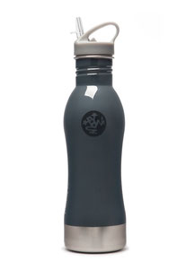 "MANDUKA - TRINKFLASCHE  ""STAINLESS  STEEL WATER BOTTLE - THUNDER"""