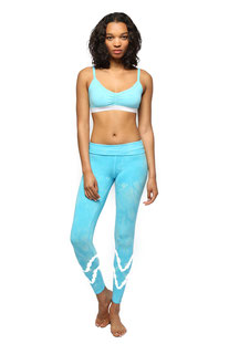 "ELECTRIC & ROSE – LEGGING ""SUNSET"" DRIFT BLUE"