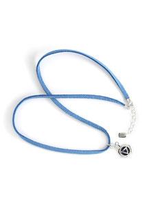 SHANTIBOUTIQE - STIRNCHAKRA COLLIER BLUE