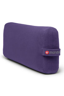 "MANDUKA - BOLSTER  ""RECTANGULAR MAGIC"""