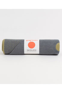 "MANDUKA - YOGAMATTENTUCH  ""ROSEMARY EARTH YOGITOES SKIDLESS TOWEL"""