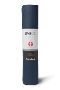 "MANDUKA - YOGAMATTE ""MIDNIGHT – 2 TONE LIVE ON MAT 5mm"""