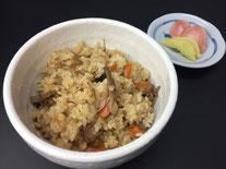 茶の里野菜村 ご飯メニュー