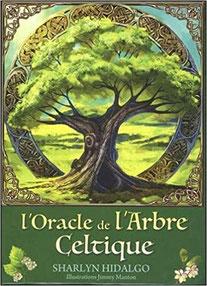 L'oracle de l'arbre celtique, Pierres de Lumière, tarots, lithothérpie, bien-être, ésotérisme
