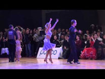 Korea Open 2014 Professional Latin F Samba Riccardo Cocchi Yulia Zagoruychenko
