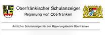 Oberfränkischer Schulanzeiger - Regierung von Oberfranken