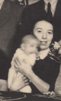 Jutti Ziering und ihre Mutter