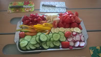 Gemüseworkshop