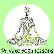 Private yoga lessons with a certified teacher for all levels. Click here to read more.