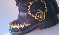 CUSTOM WORK for Timberland[BLACK]