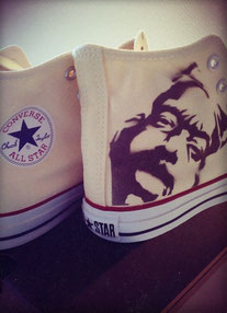 CONVERSE ORIGINAL CUSTOM for CONTINUUM