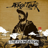 Jackson Turner NEW ALBUM[The Foundation EP] Artwork by HAKU-RYU