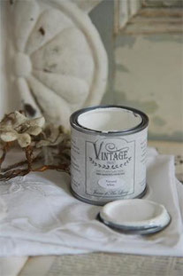 Vintage Paint de Jeanne d'Arc living - couleur Natural white