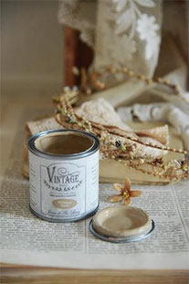 Vintage Paint de Jeanne d'Arc living - couleur Antique sand