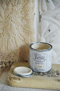 Vintage Paint de Jeanne d'Arc living - couleur Vintage cream