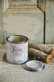 Vintage Paint de Jeanne d'Arc living - couleur Antique cream