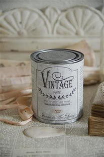 Vintage Paint de Jeanne d'Arc living - couleur Antique rose