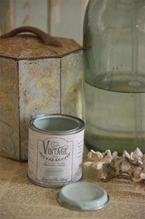 Vintage Paint de Jeanne d'Arc living - couleur Dusty green