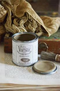 Vintage Paint de Jeanne d'Arc living - couleur Vintage brown