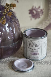 Vintage Paint de Jeanne d'Arc living - couleur French lavender