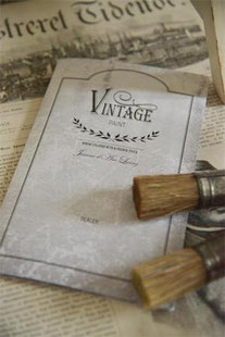 Nuancier Vintage Paint de Jeanne d'Arc Living
