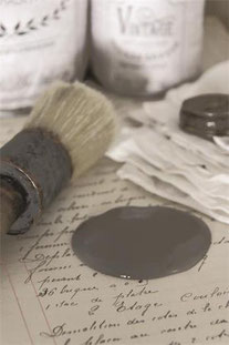 Vintage Paint de Jeanne d'Arc living - couleur French grey
