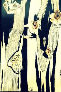 Les habitants de la forêt, n°3