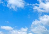 風見速英二の青空画像