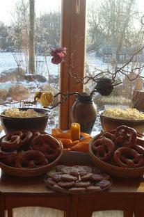 Faschings-Frühstück