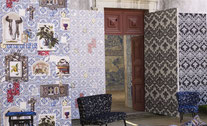 Designers Guild papiers peints Carnets Andalous