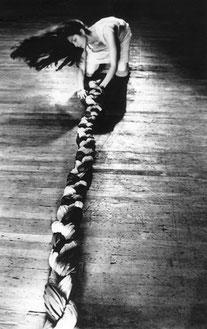Frauenballett von Susanne Linke 1981 Wiederaufnahme
